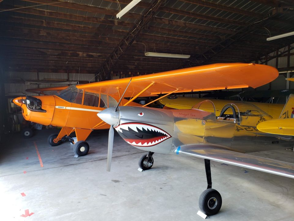 New J5 Cub Cruiser owner in Michigan. N30379. I also have a M1 Mustang, but so far the Cub has been winning time in the air.